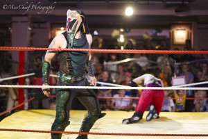 Hollywood Dirty South v Ophidian the Cobra
