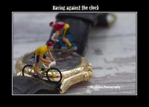 Racing against the clock