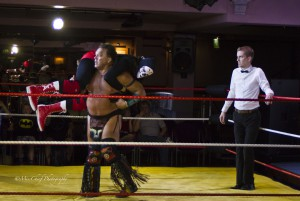 Tatanka v the 'Delicious' Concorde Adams