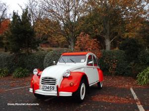 Titinne Churchill car park
