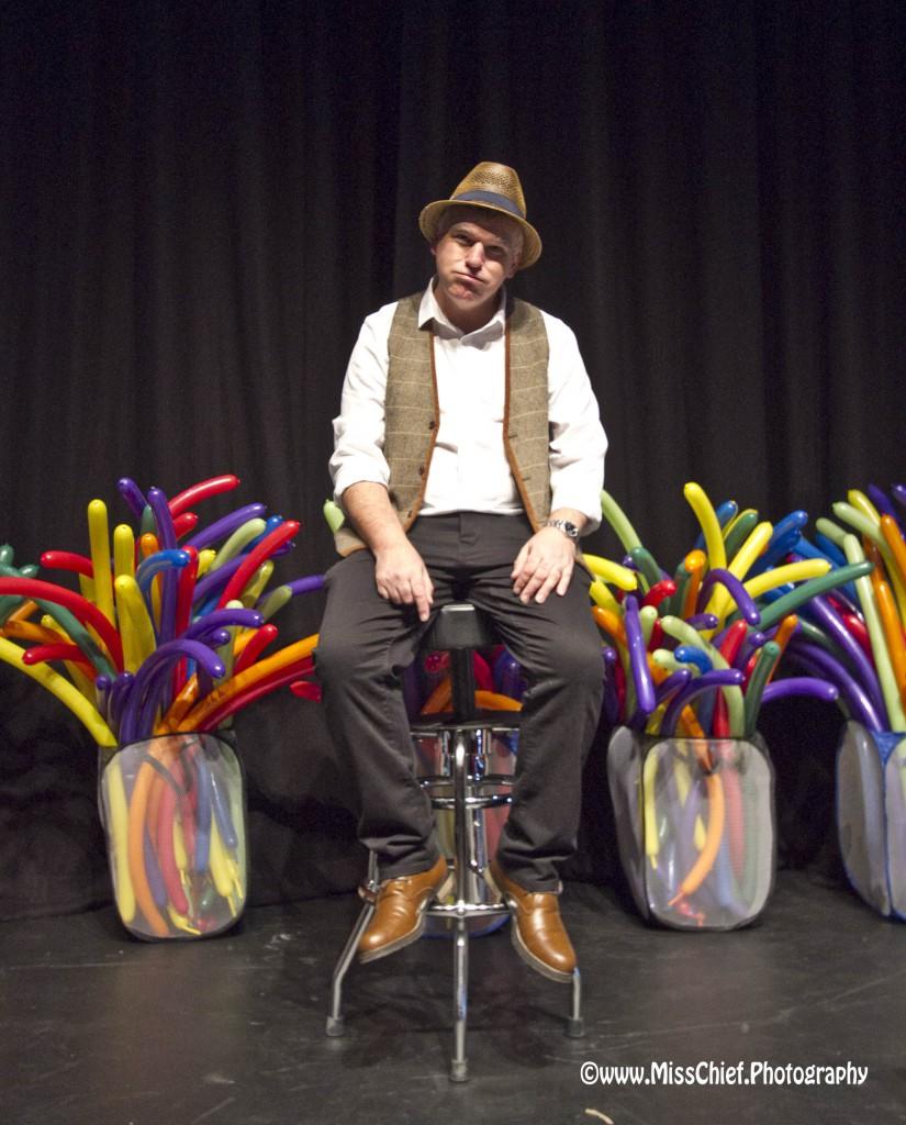 Royston South, Magician extraordinaire